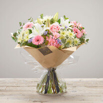 INTERFLORA FLORIST CHOICE BQT OF SEASONAL FLOWERS